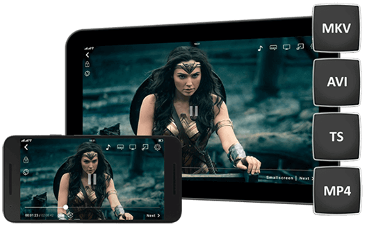 All Format Video Player | Android | CnX Video Player