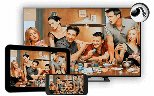 Video Casting on ChromeCast | Android | CnX Player