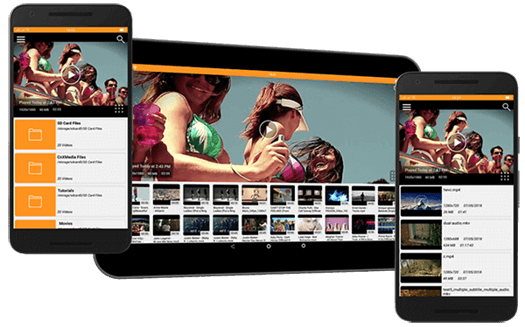 Easy Video Access | Android | CnX Player