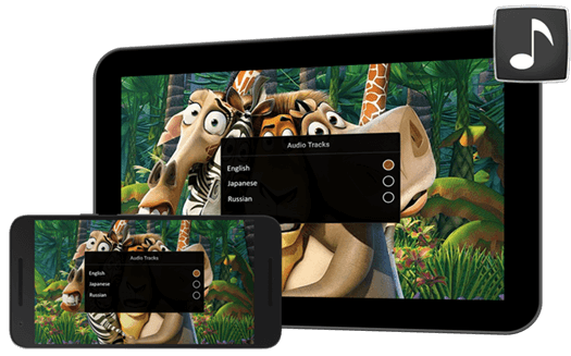 #1 4K UHD Video Player | CNX Media Player | Android Mobile tab & TV