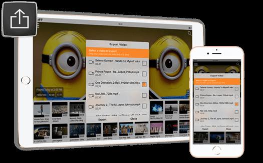 #1 Video Player | 4K Full HD 10 bit Media Player | iPhone/iPad