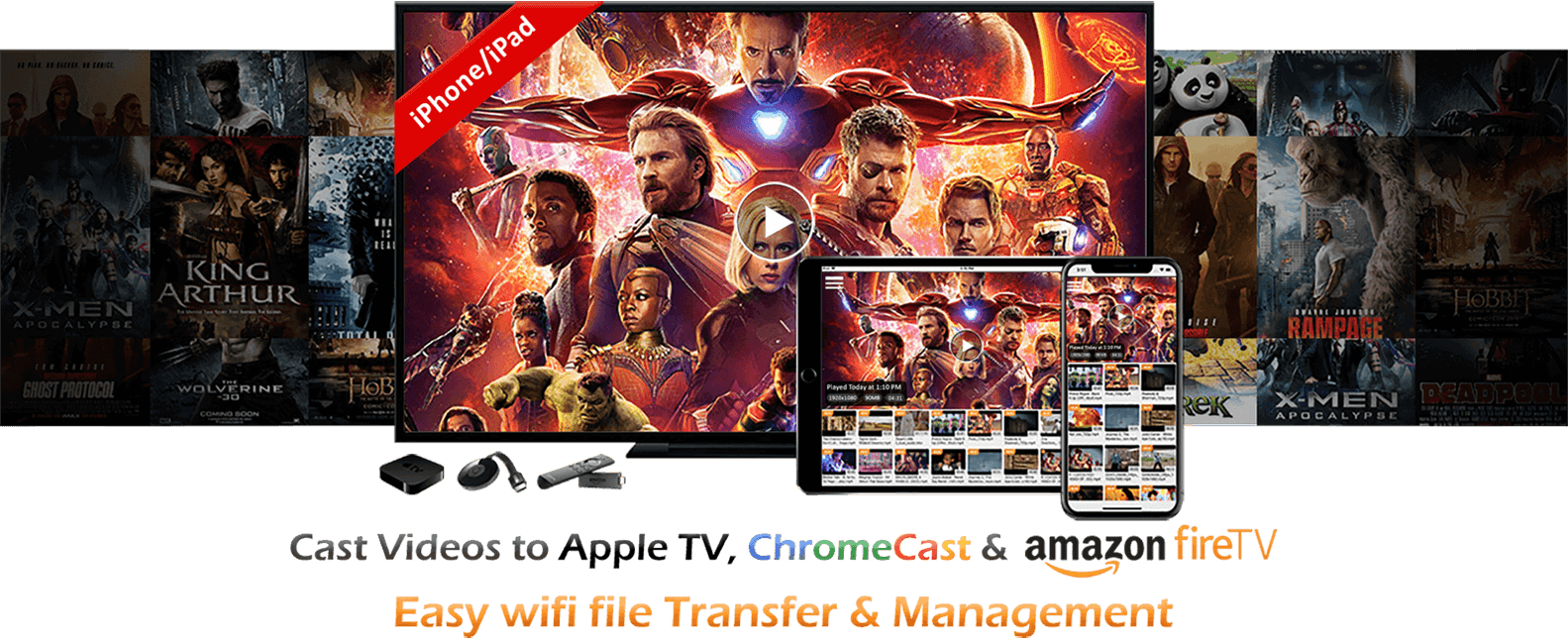 CnX Video Player | Breath Taking Visual Experience 4K Media